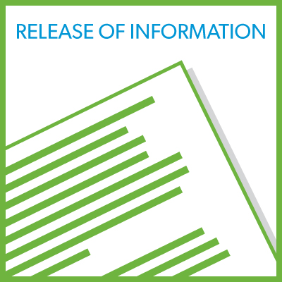 Release of Info form